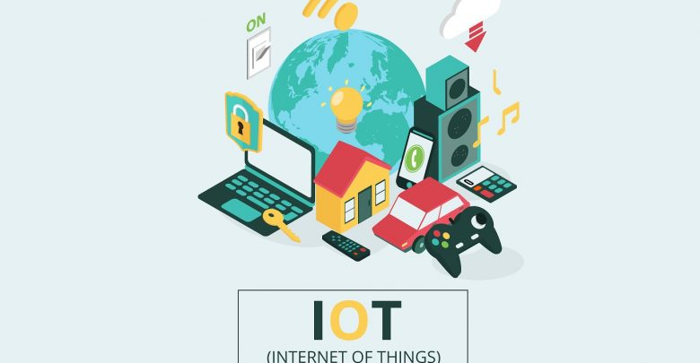 اینترنت اشیا(IOT)