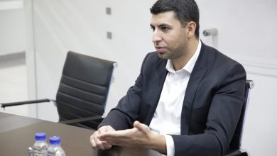 مهدی نایبی مدیرعامل الوپیک