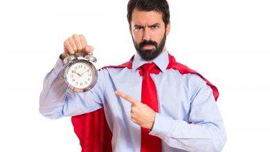 مدیریت انرژی یا مدیریت زمان؟