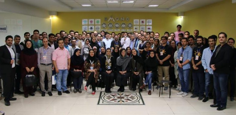 آغاز به کار شتابدهنده دیموند در اصفهان