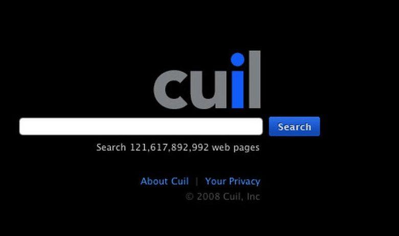 استارتاپ Cuil