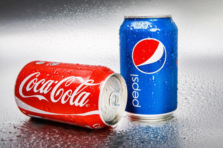 رقابت کوکاکولا با پپسی