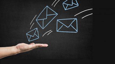 فواید بازاریابی ایمیلی