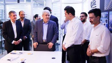 افتتاح مرکز نوآوری دانشگاه خواجهنصیر