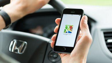 گوگلمپس برای استفادهی تجاری پولی شده است