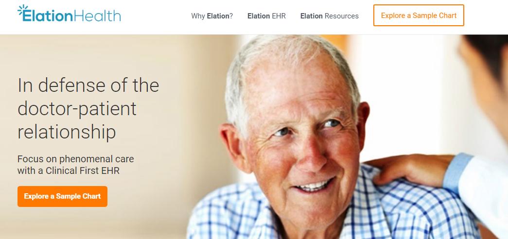 معرفی کسب و کار Elation Health