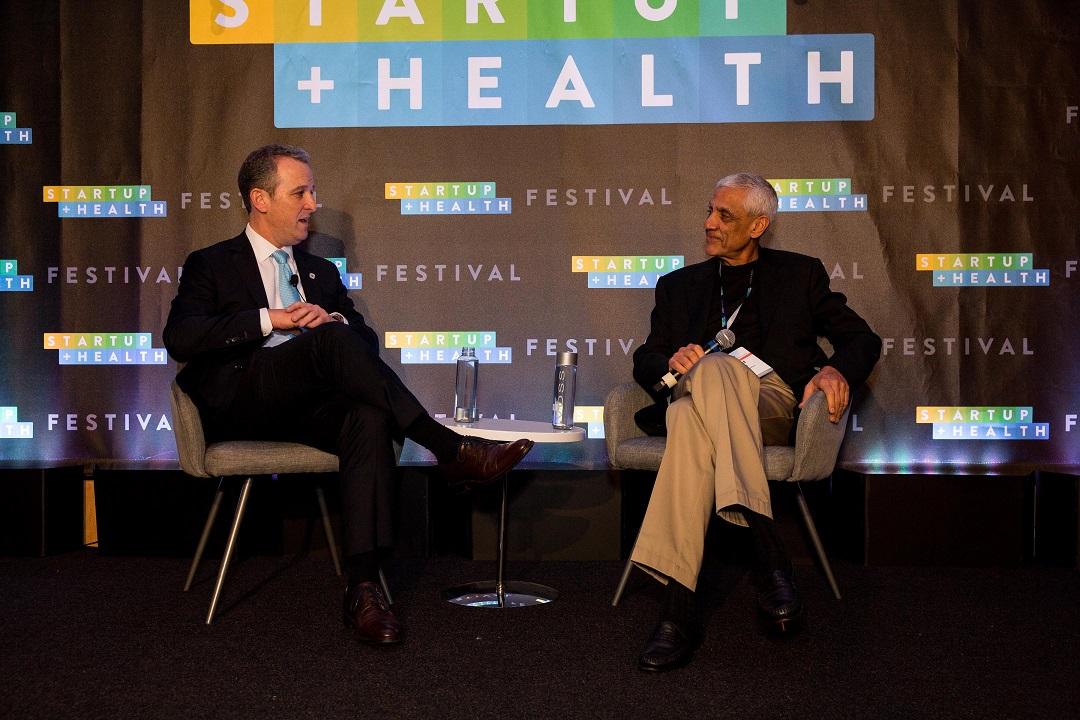 معرفی کسب و کار StartUp Health