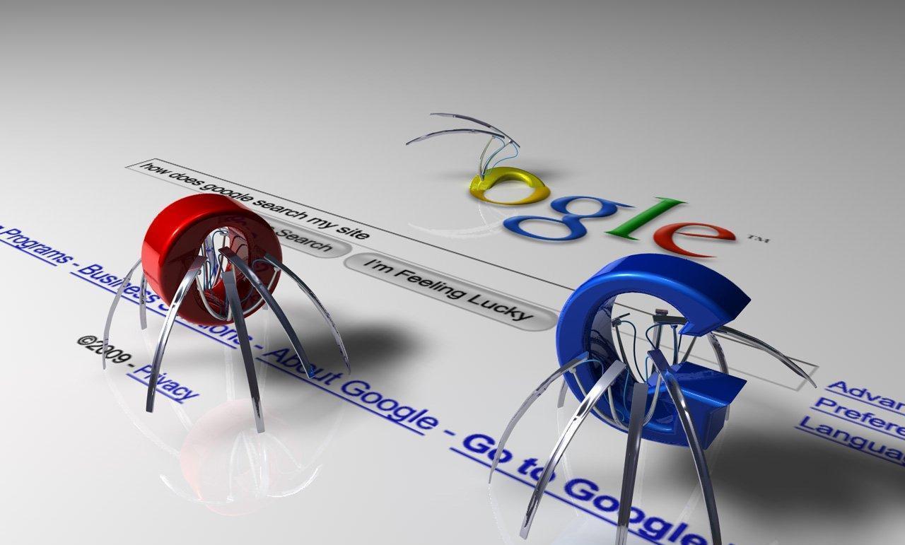 عنکبوت گوگل چیست؟