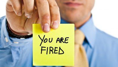نکاتی در مورد اخراج کارمندان در کسب و کارها
