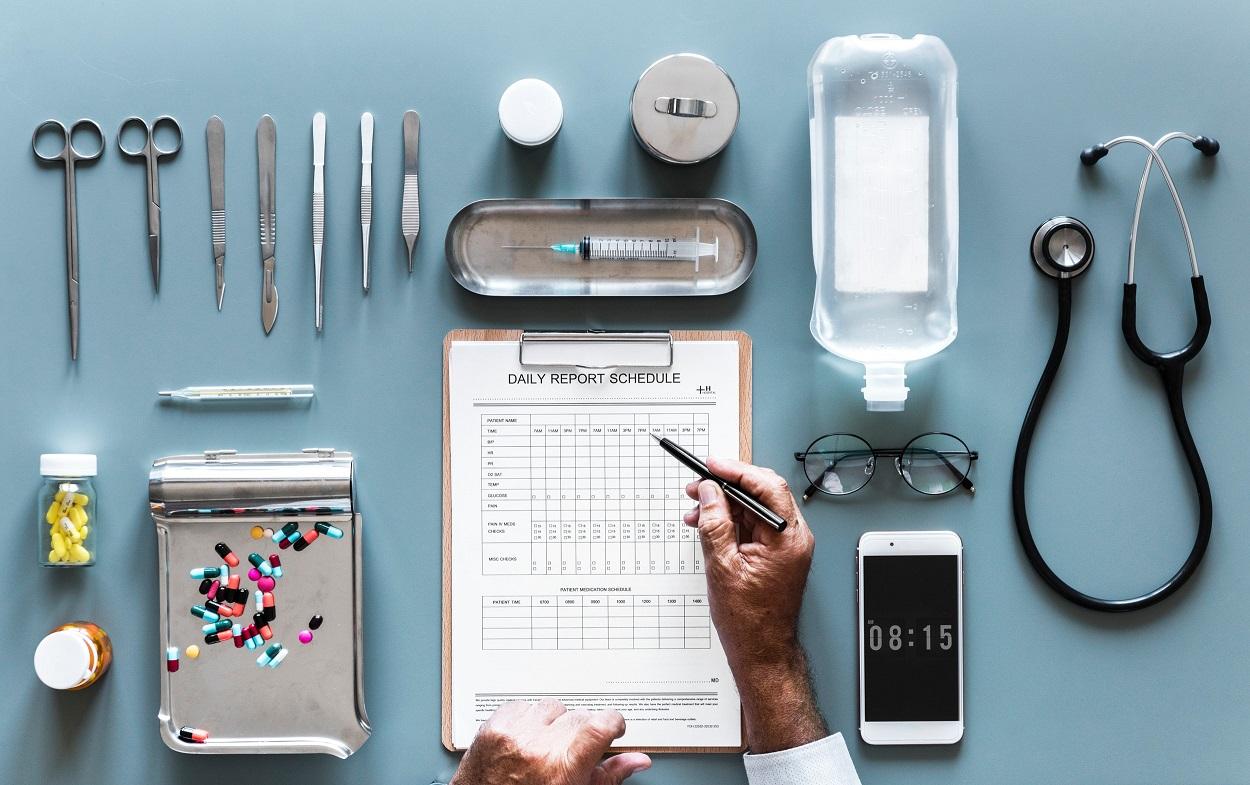 استارتاپ های حوزه وسایل پزشکی