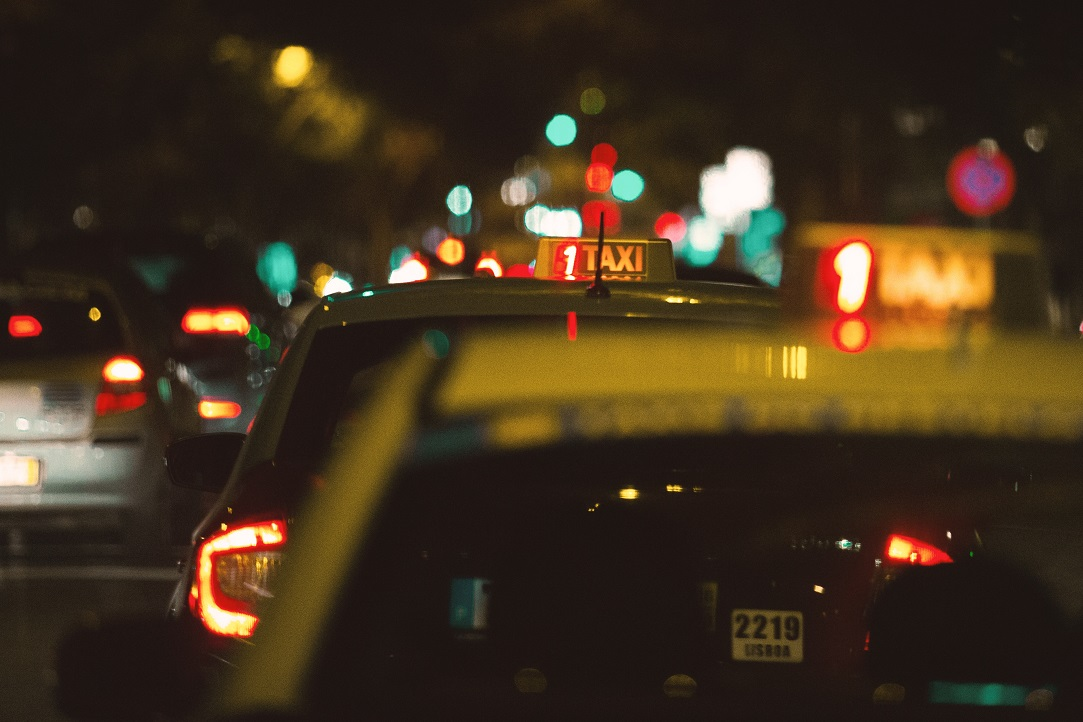 استارتاپ های حوزه تاکسی اینترنتی