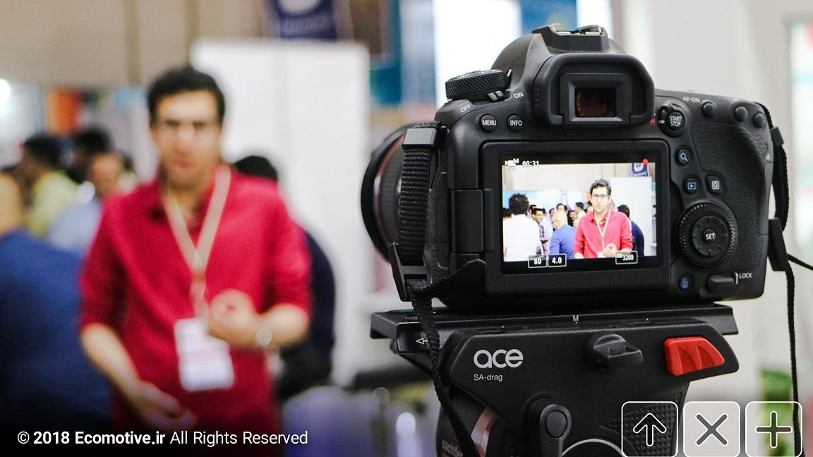 مصاحبه با ستاک شریف