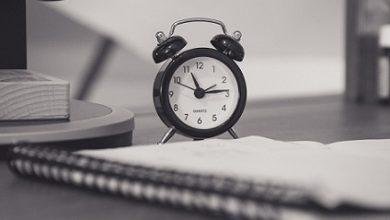 آزمون سنجش میزان مدیریت زمان