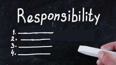 میزان مسئولیت پذیری خود را بسنجید