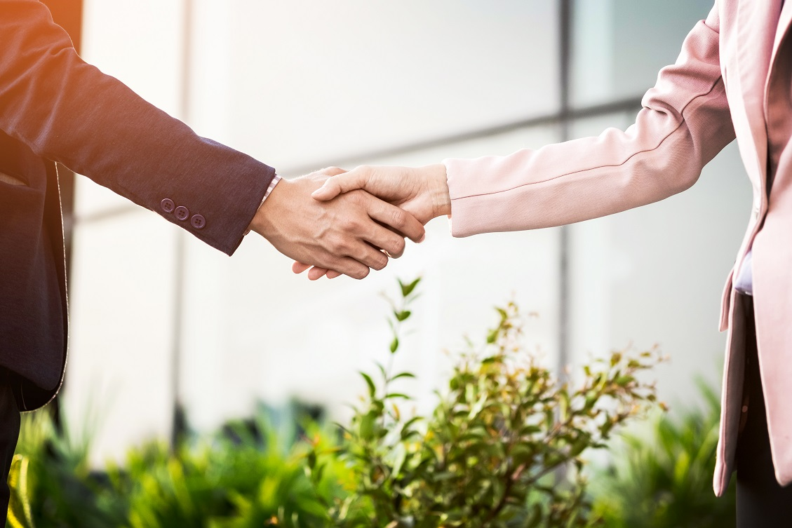برقراری روابط کاری