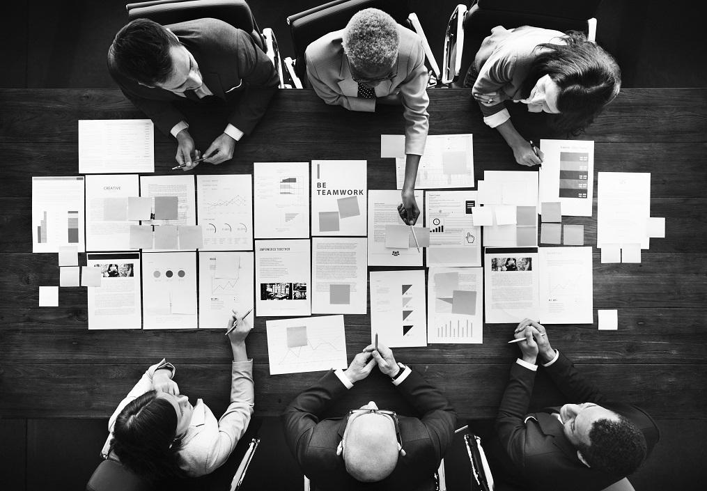 مشاغل در بازاریابی مجاورتی