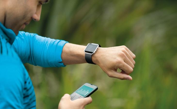 استارتاپ Fitbit