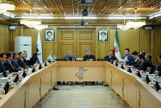نشست شورای سیاست گذاری تهران هوشمند برگزار شد