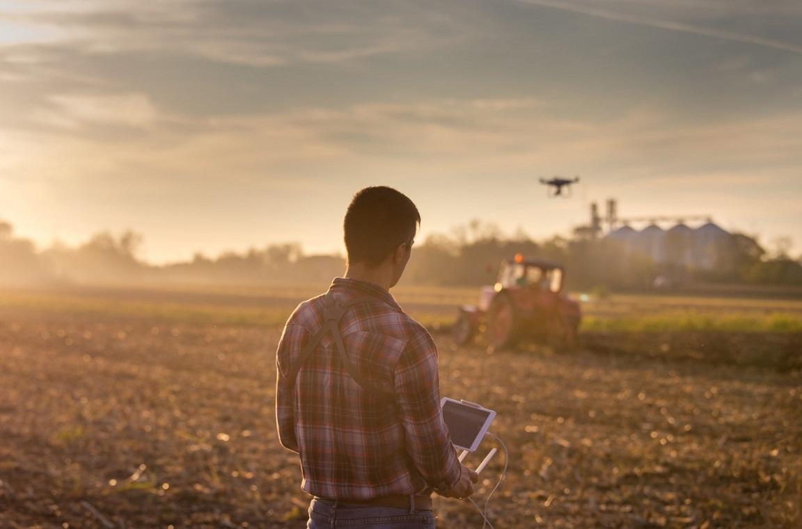 توانایی ردیابی و رصد در زنجیره تامین محصولات کشاورزی