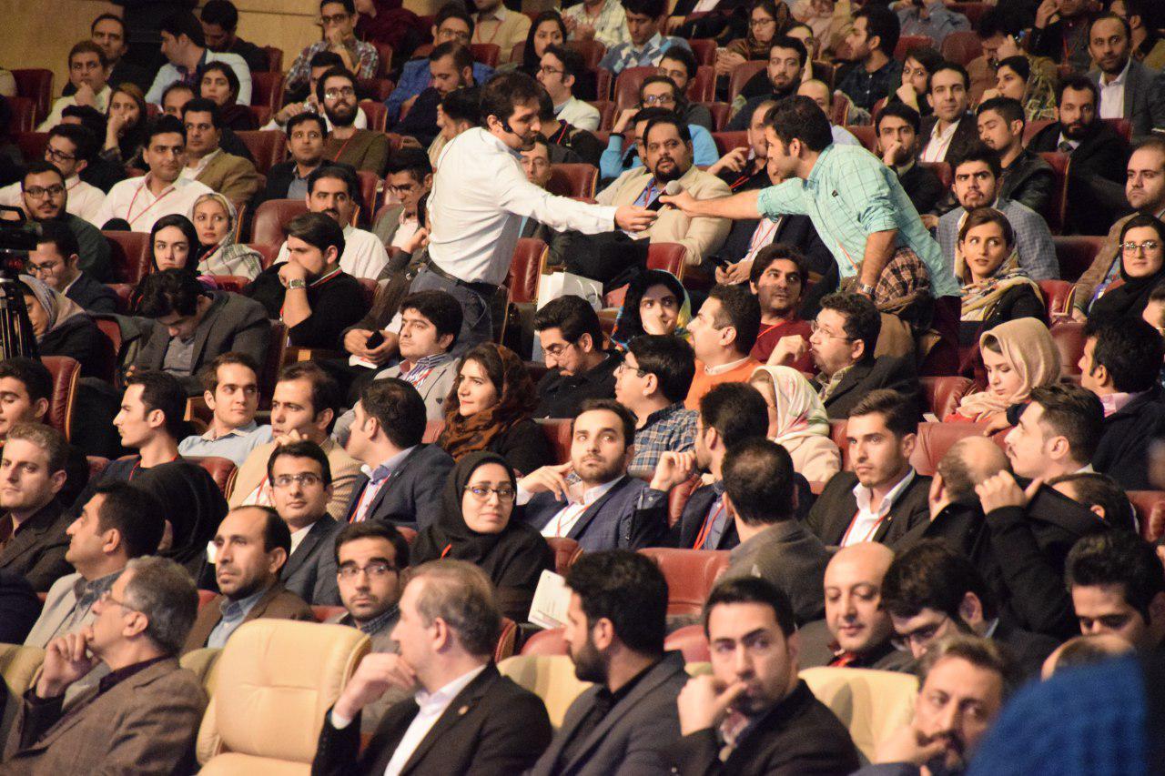مجید حسینی نژاد بنیانگذار علی بابا سخنرانی انگیزشی