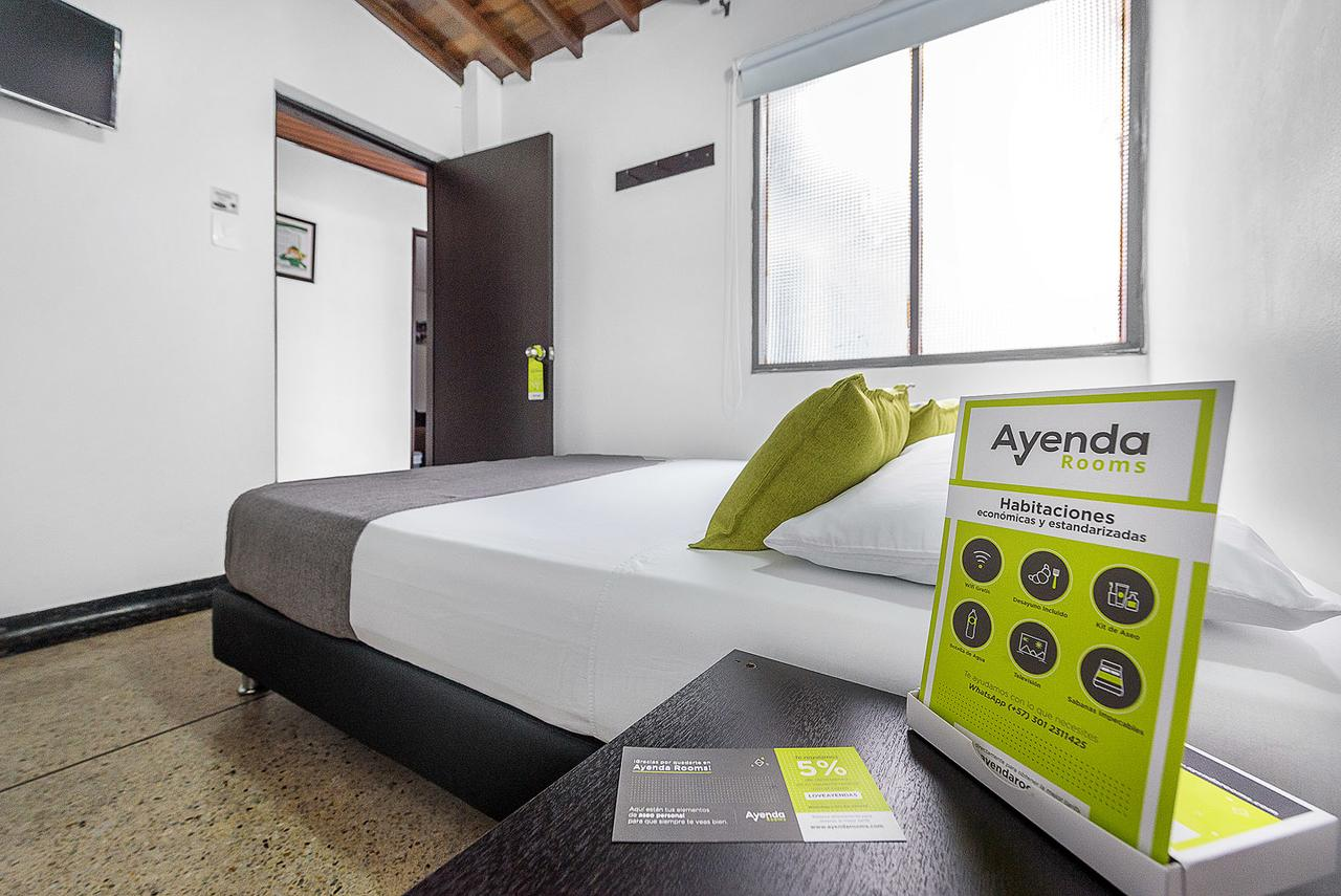 استارتاپ Ayenda Rooms