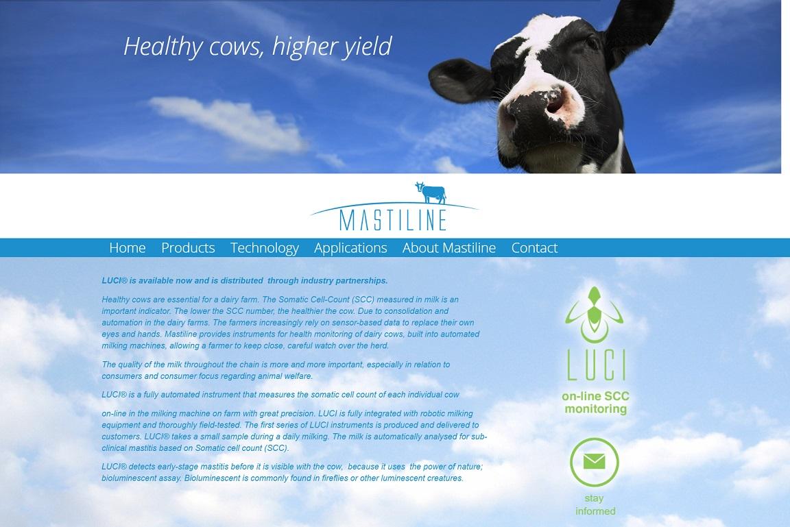 استارت mastiline در حوزه دامداری و لبنیات