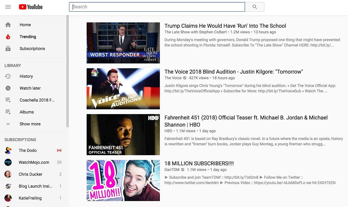 محتوای ویدیویی بازاریابی ویروسی