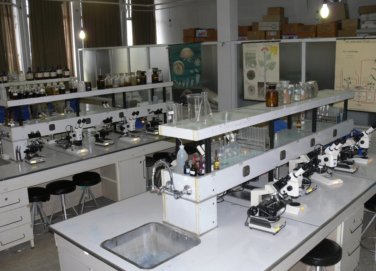 آزمایشگاه مرکز آموزش عالی امام خمینی (ره)