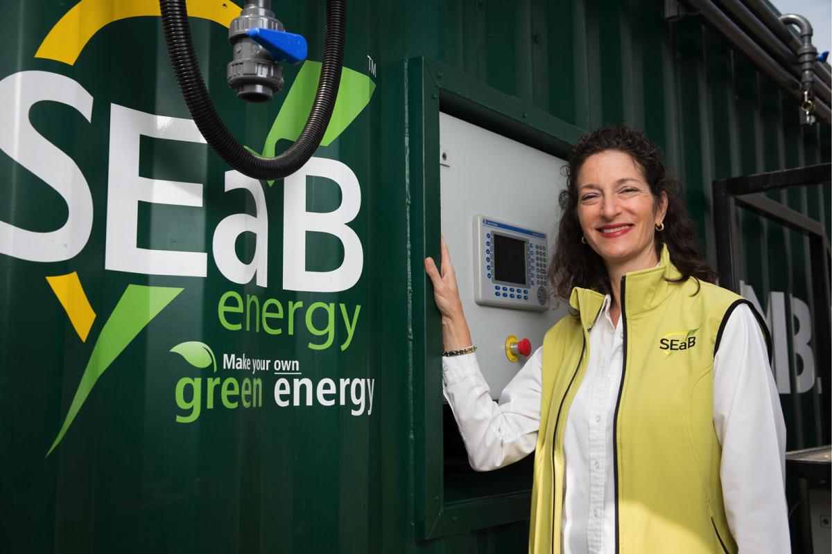 استارتاپ energy Seab