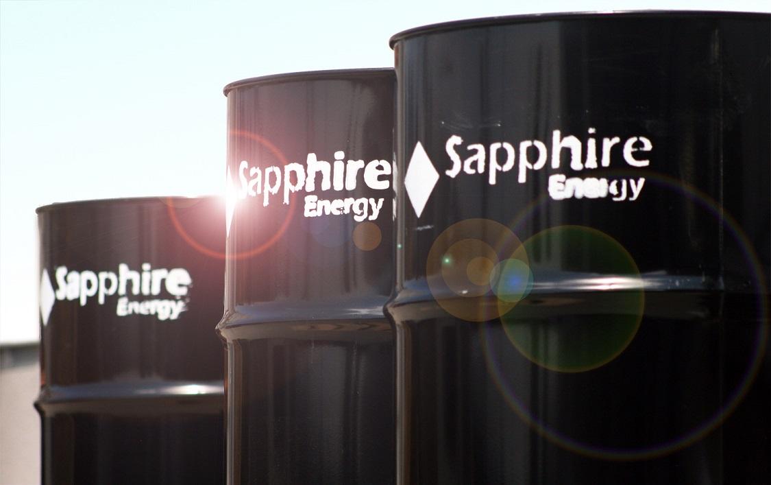 sapphire energy استارتاپ