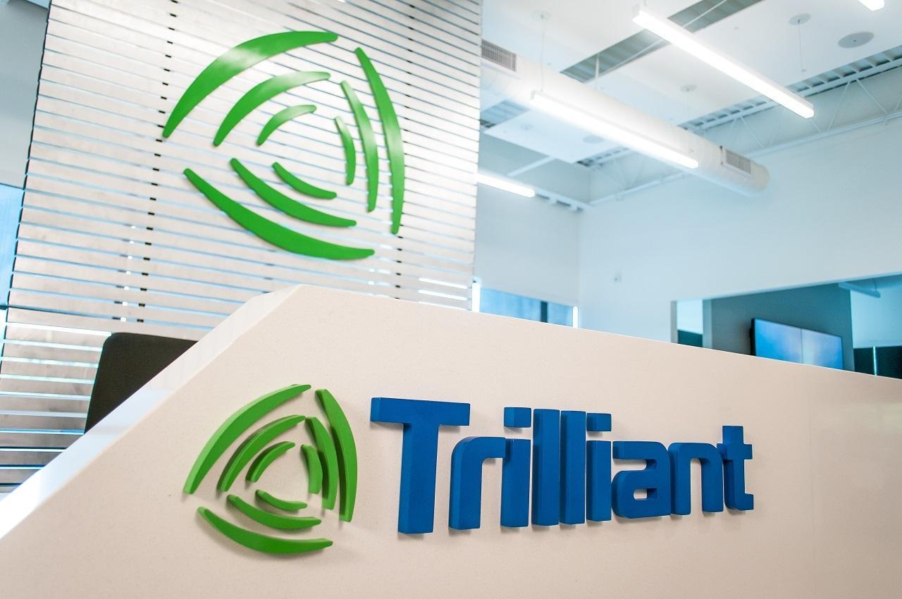 trillinant استارتاپ