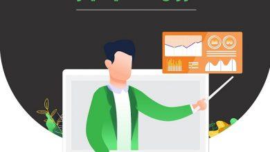 اولین گزارش سالانه بازار مدیریت و برگزاری وبینار در سال ۱۳۹۷
