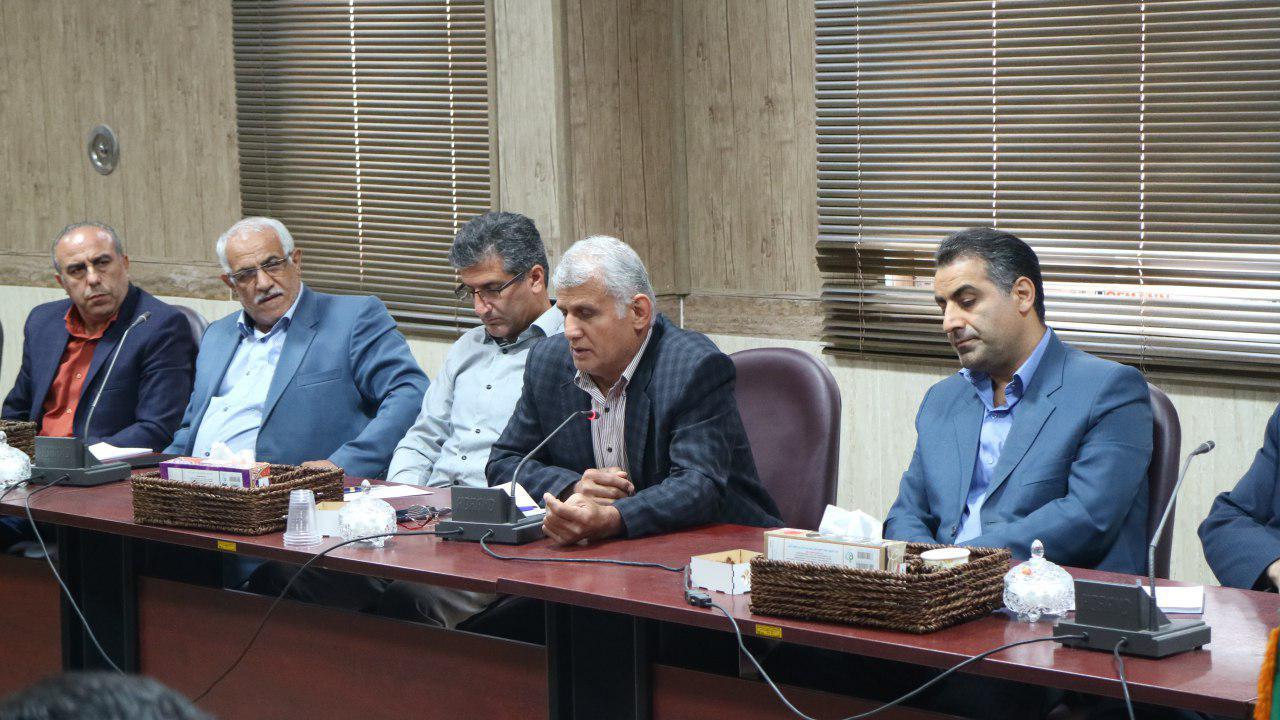 جلساتی با حضور فعال بخش خصوصی در مرکز آموزش تحقیقات استان مازندران