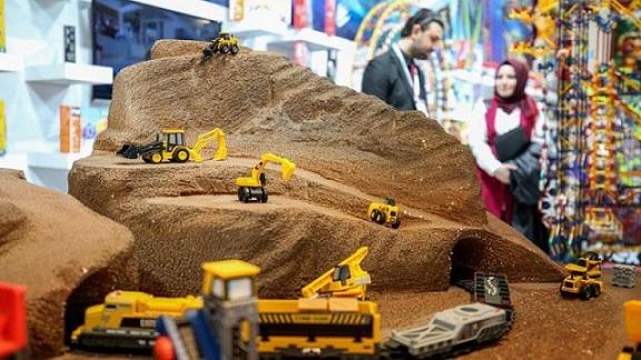 دانشگاه خواجه نصیر از برگزیدگان رویداد ایده آزاد اسباب بازی حمایت می کند