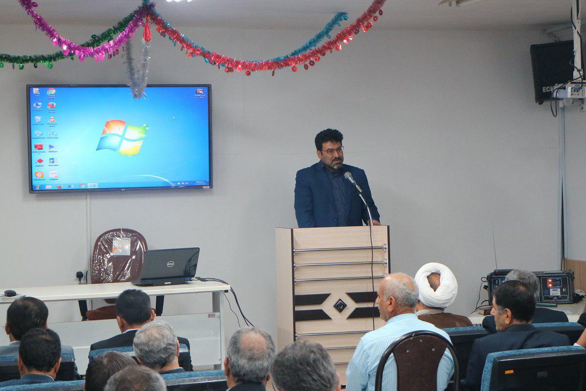 دکتر مختاری در اولین همایش ملی استارتاپ های بخش کشاورزی استان مازندران
