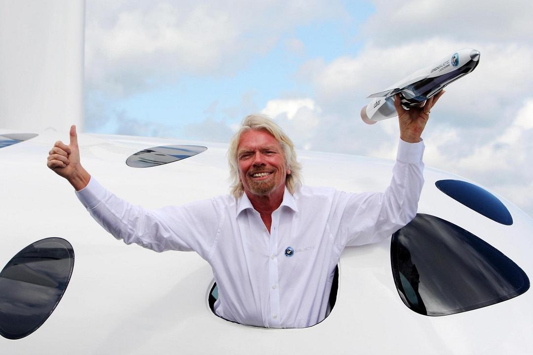 ریچارد برنسون چطور خطوط هوایی Virgin را راه انداخت