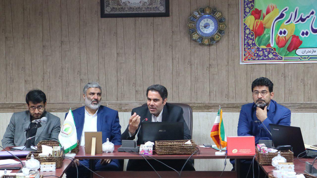 مهندس علی آبادی، عضو هیئت مدیره سازمان تعاون روستایی ایران