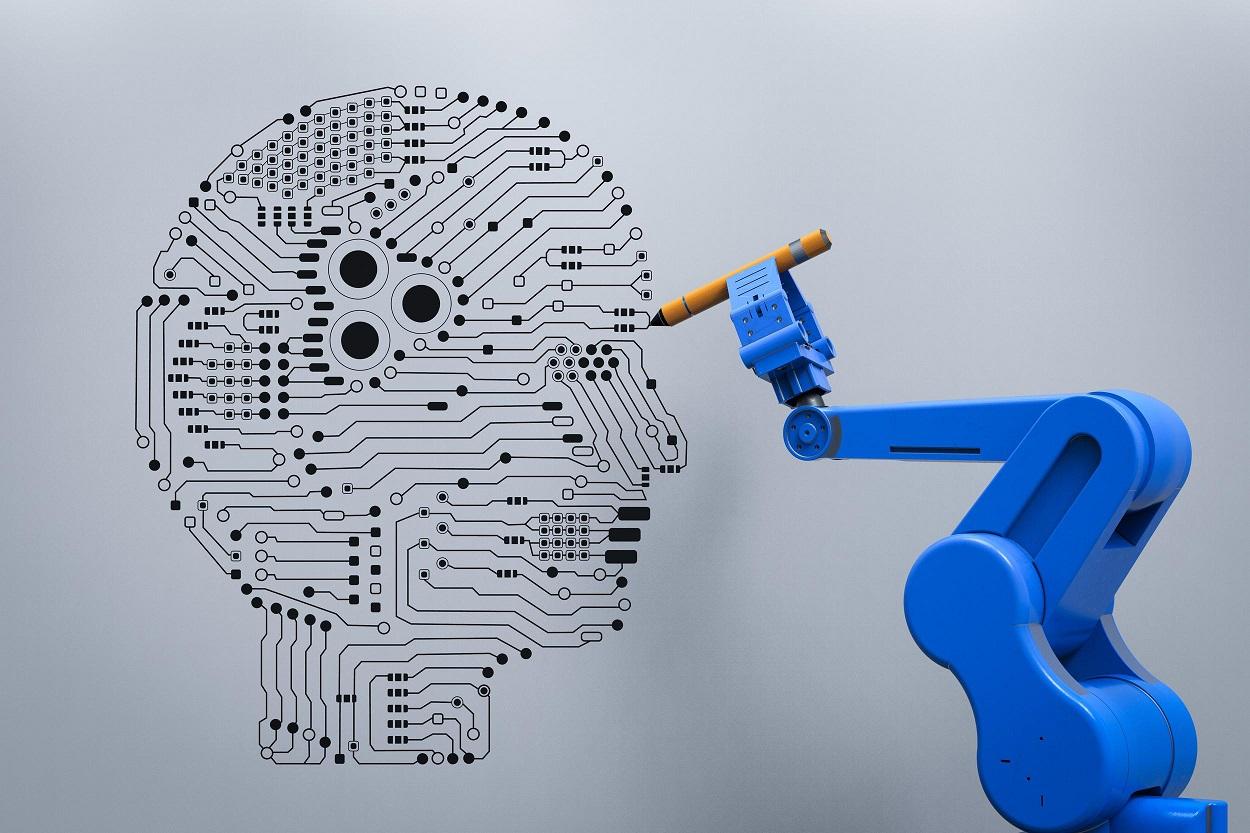 هوش مصنوعی یا AI چگونه کار میکند؟