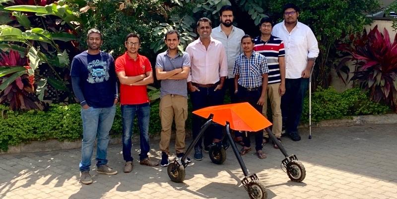 استارتاپ موفق هندی که از رباتها برای تشخیص و از بین بردن آفات استفاده میکند.