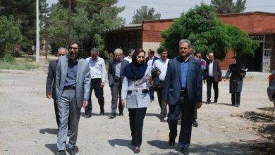 بازدید از مركز آموزش عالی امام خمینی(ره)