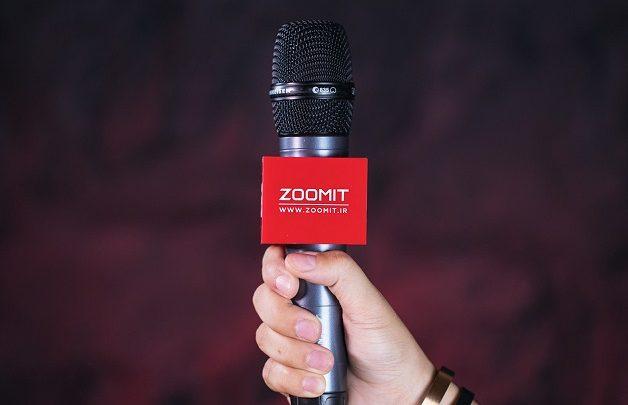 تریبون آزاد زومیت در نمایشگاه الکامپ