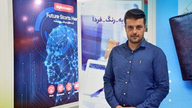حسام نجفی مدیر بازاریابی دیجی پی