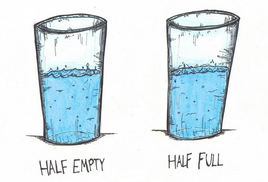 فرق بین افراد خوشبین و بدبین
