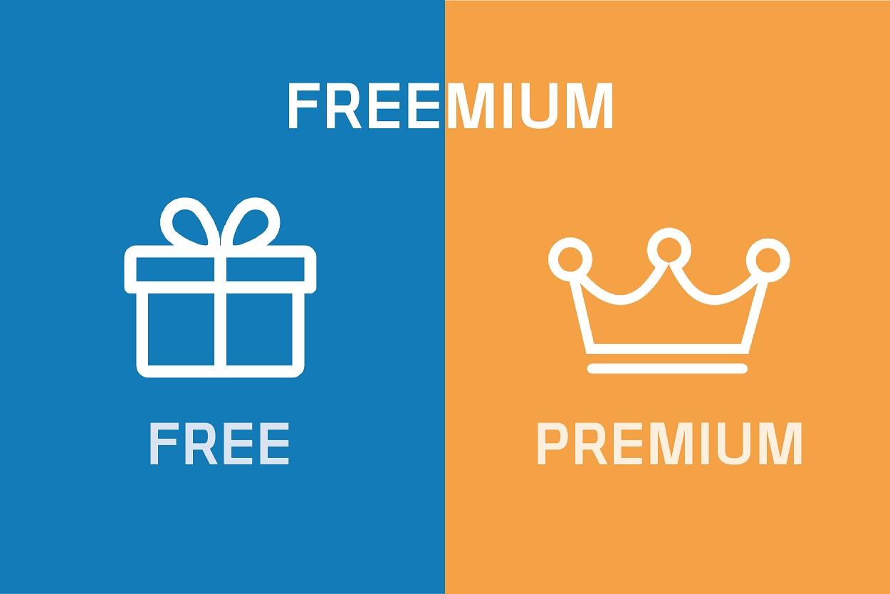 مدل پریمیوم و فریمیوم