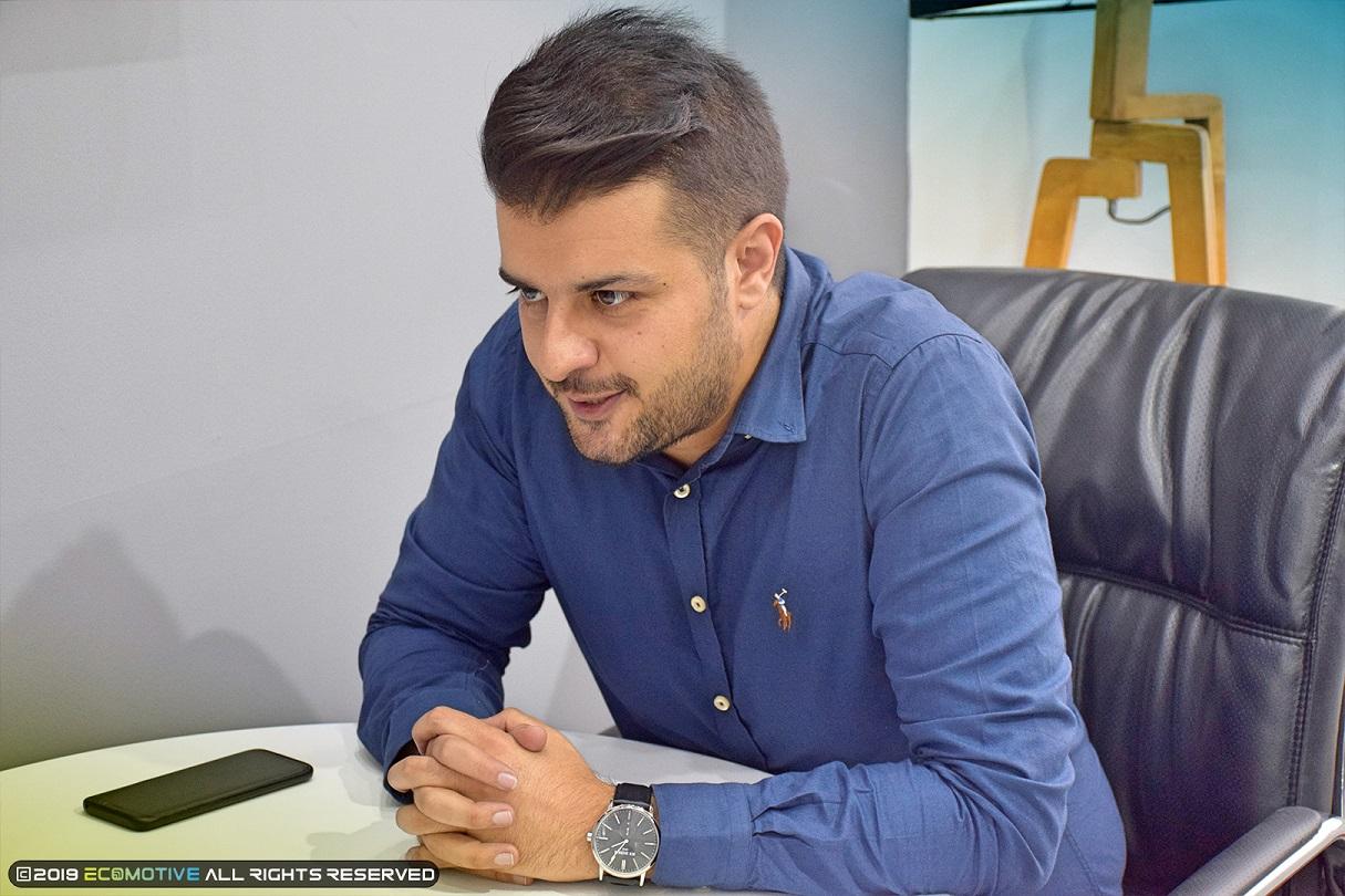 مصاحبه با حسام نجفی مدیر بازاریابی دیجی پی