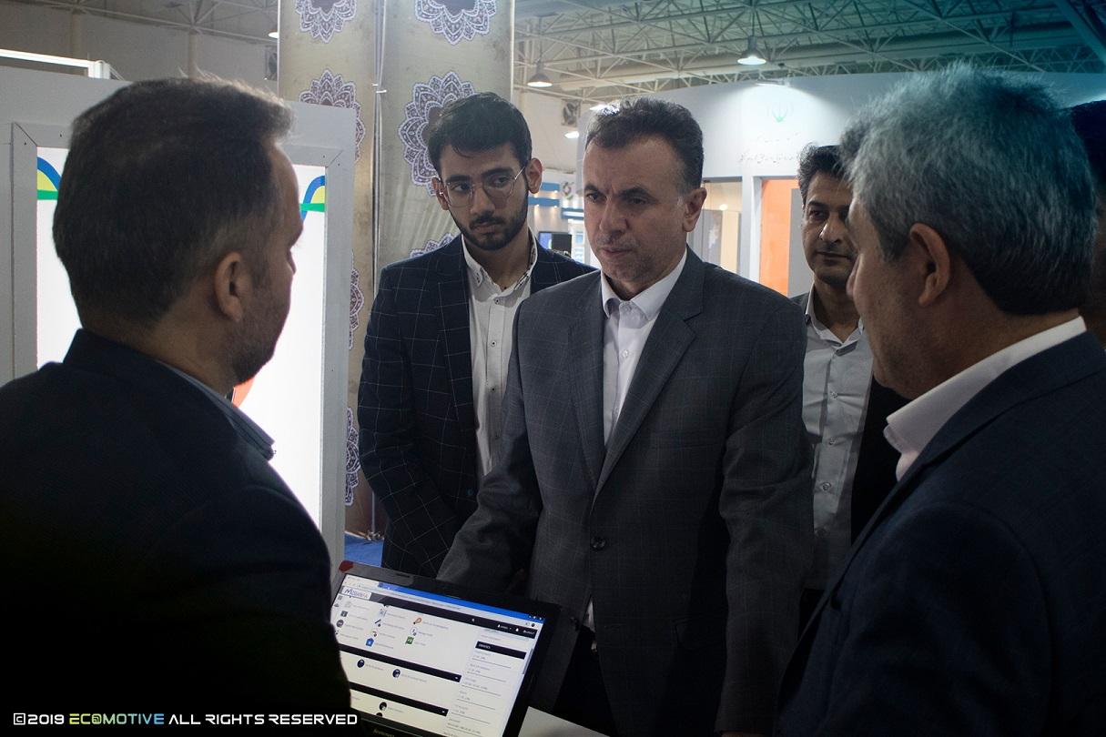 شاهرخ رمضان نژاد رئیس سازمان نظام مهندسی کشاورزی و منابع طبیعی کشور