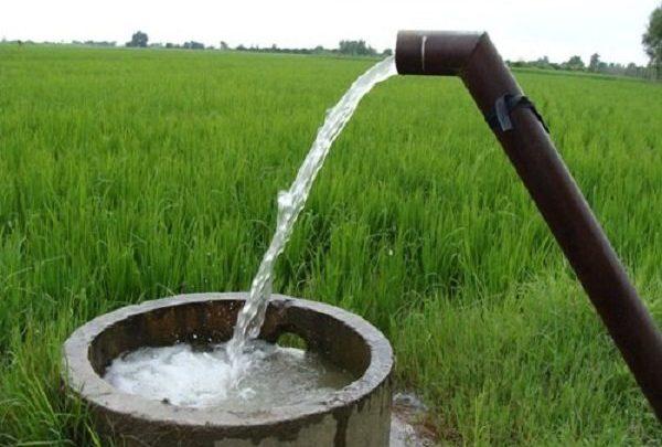احقاق افزایش بهره وری آب در بخش کشاورزی