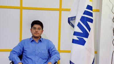 بردیا سیداحمدنیا مدیر بازاریابی و هم بنیانگذار والکس