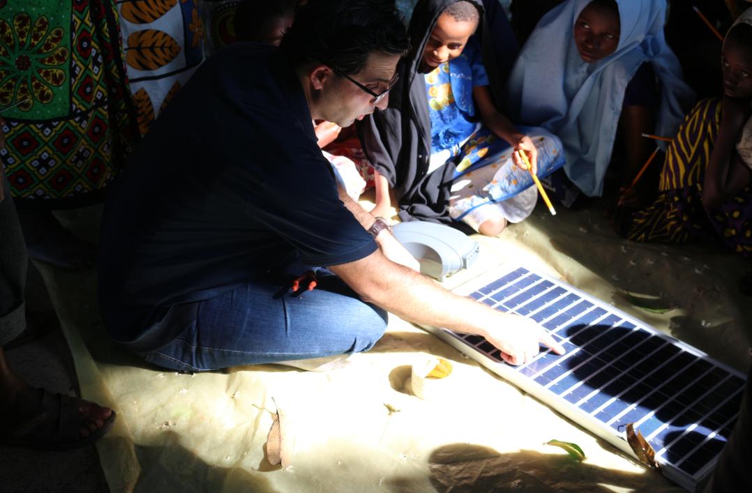 دکتر حامد بهشتی کارآفرین موفق ایرانی