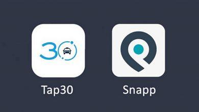 محدودیت جدید برای رانندگان اسنپ و تپسی